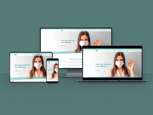 Ama Masks – Website